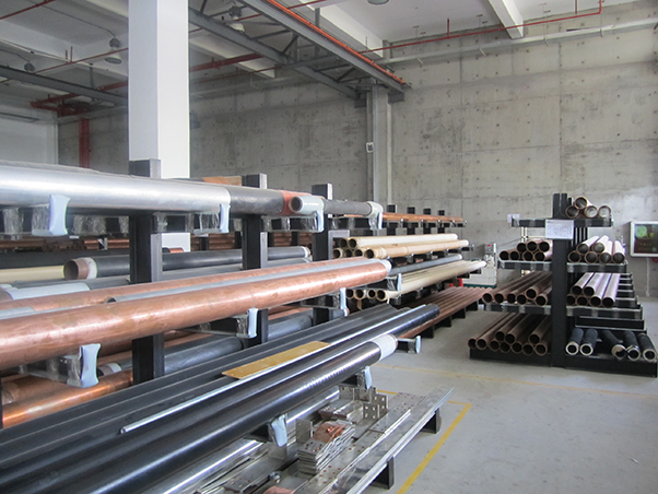 Solid Insulation Tubing Busbar